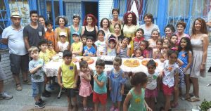 Eğitim Sen Antalya Şubesi Çocuk Şenliği